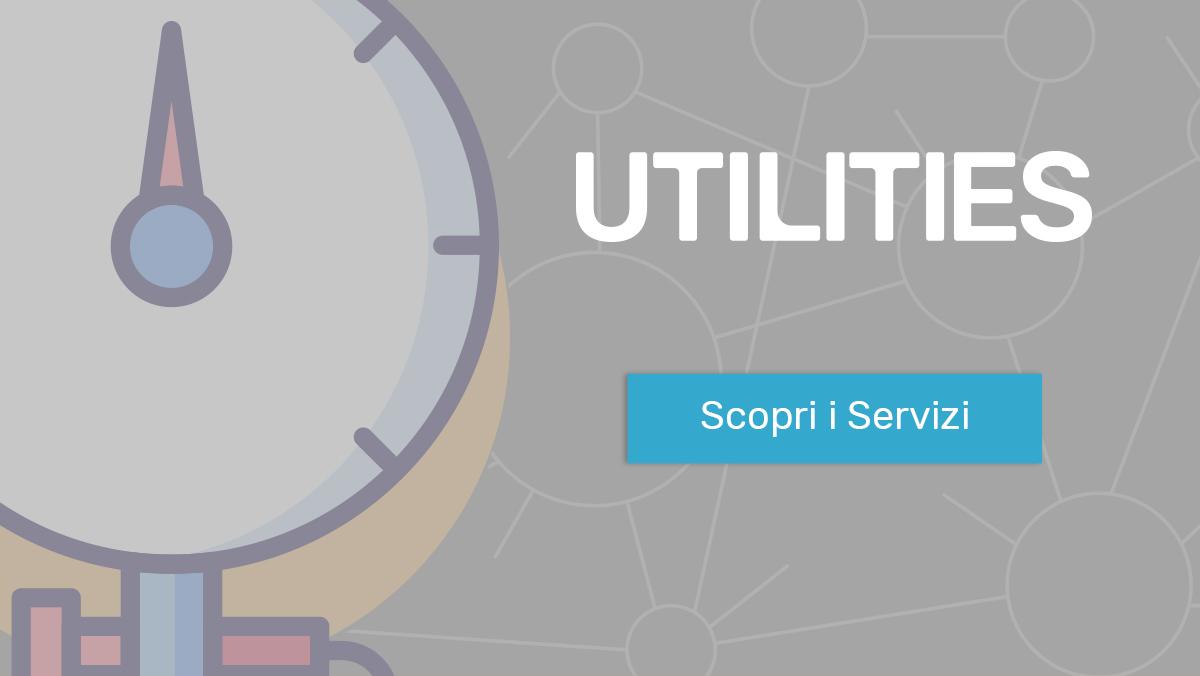 utilities servizi
